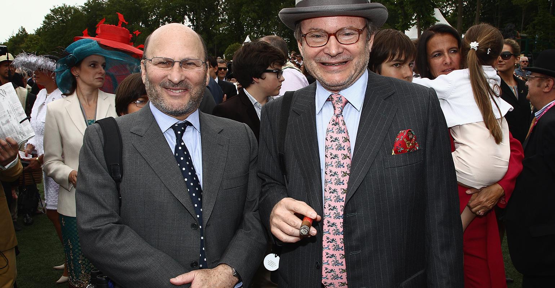 Alain Wertheimer and Gerard Wertheimer