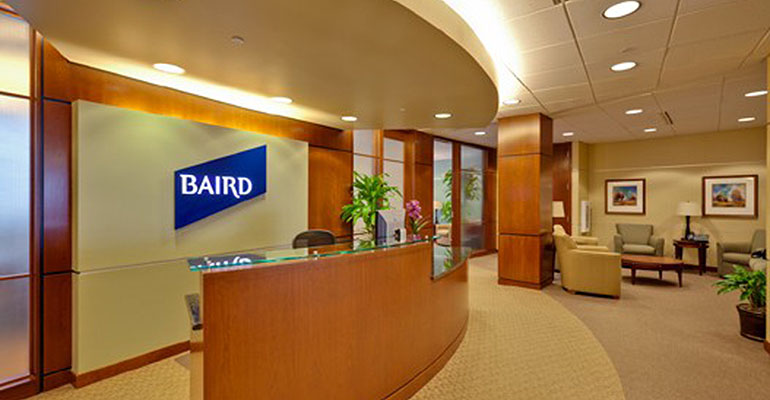 Baird Add Brokers From Morgan Stanley, Wells Fargo | Wealth Management