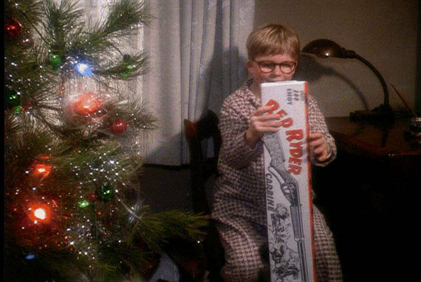 people always remember their favorite gift  whether it was a red ryder