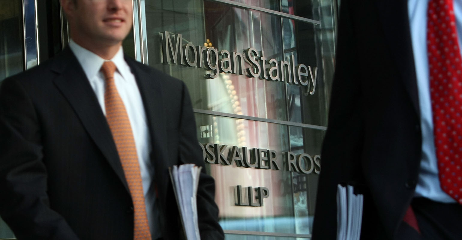 Morgan Stanley Investor Relations >> Morgan Stanley Said to Seek Fees From ETF Issuers to Carry Funds | Wealth Management
