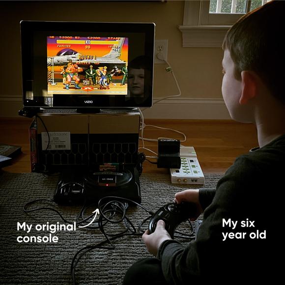Play Sega Genesis