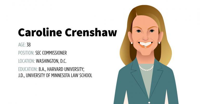 Caroline Crenshaw Ten to Watch 2021