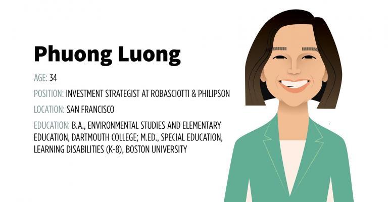 Phuong Luong Ten to Watch 2021