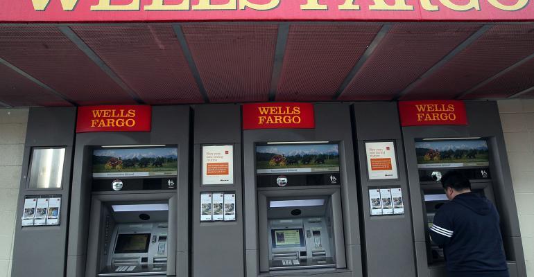 Wells Fargo ATMs.