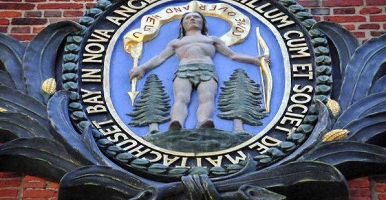 Massachusetts coat of arms
