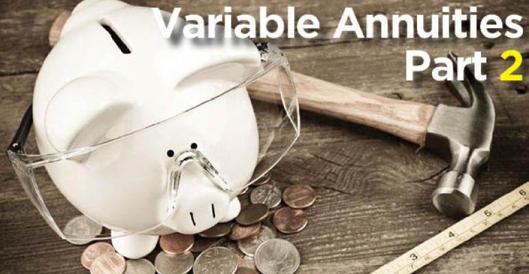 Advisors Like Variable Annuities ... Or They Don't