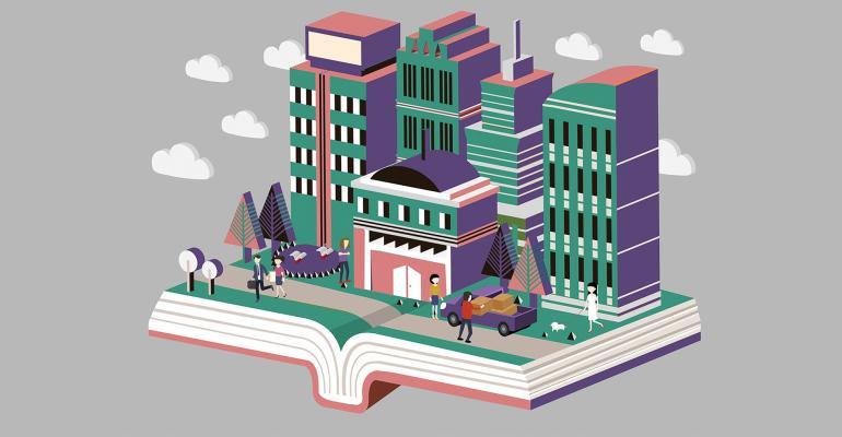 open book city
