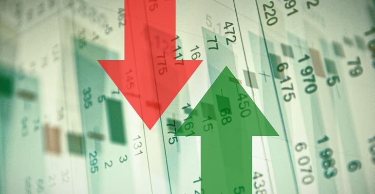 ETFs arrows