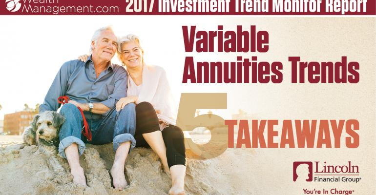 Variable Annuity Trends 5 Takeaways