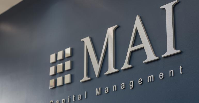 MAI Capital Management''s office.