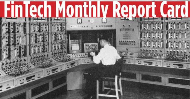 Welcome to the June edition of thenbspRiskalyzenbspFinTechnbspReview where we give a snapshot of the month39s technology news for advisors and judge the merits of said news with a quick thumbs upnbspthumbs down andnbspoccasionallynbspa noncommittal thumbs sidewaysnbspnbspnbsp