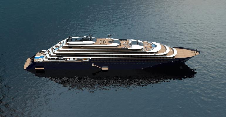 Ritz Carlton Yacht