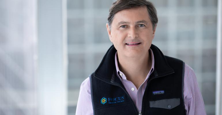 Focus Financial CEO Rudy Adolf