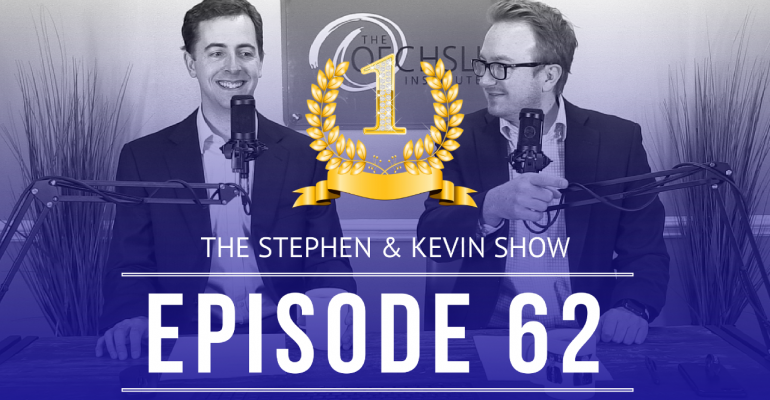 Stephen and Kevin show
