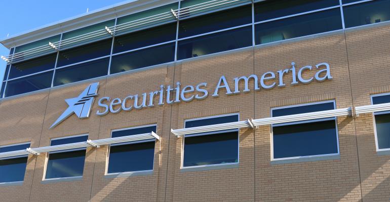 Securities America building.