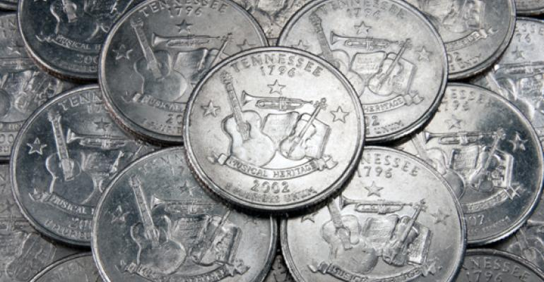 Tennessee coins