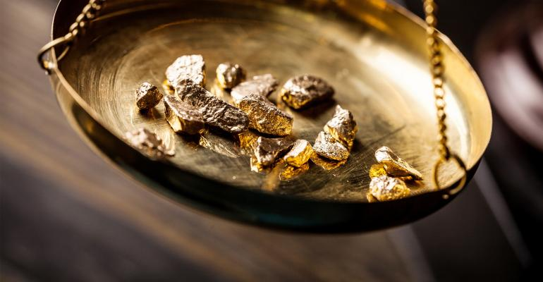 Weight of Debt Supports Wait on Gold.