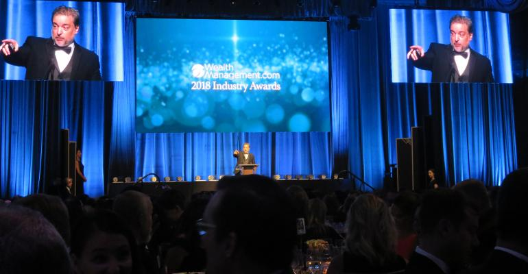 Wealth Managing Industry Awards 2018
