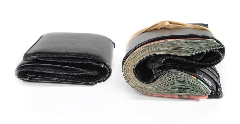Wallet-fitness