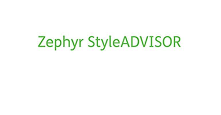 Zephyr StyleADVISOR