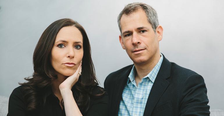 Abby Schneiderman and Adam Seifer Everplans