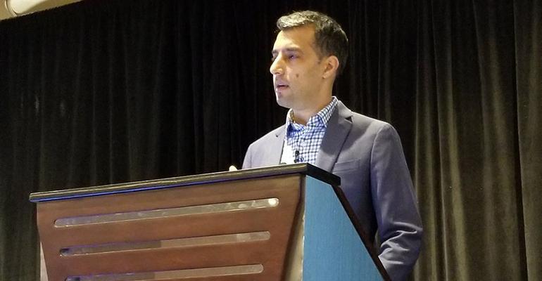 Advizr CEO Hussain Zaidi