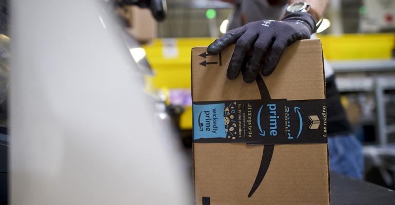 Amazon Prime box