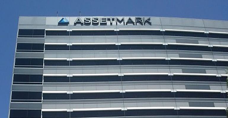 AssetMark building