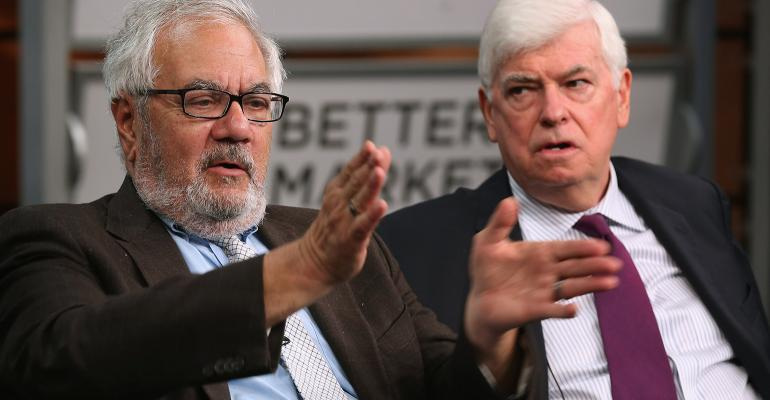 Barney Frank and Chris Dodd