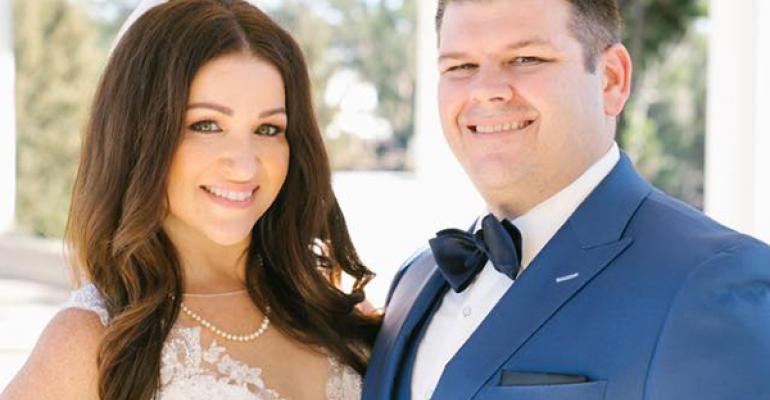 Matthew Greiner and Heather DeLoach