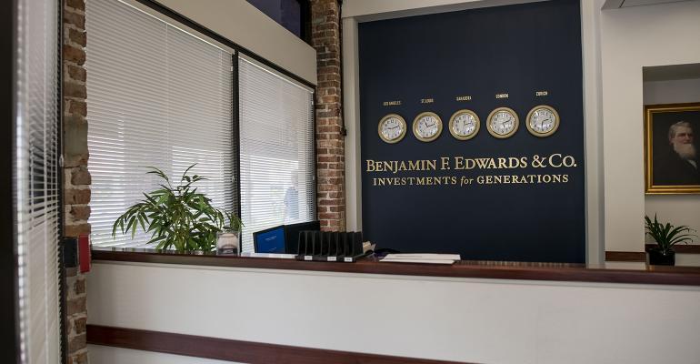 Benjamin F. Edwards office