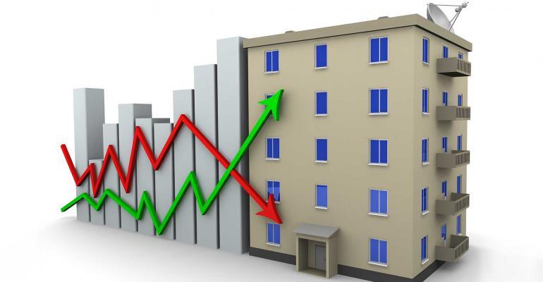 apartment building chart