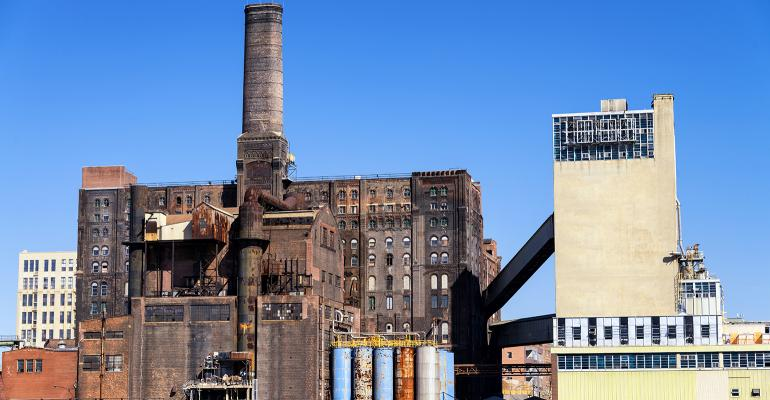 Bronx sugary factory