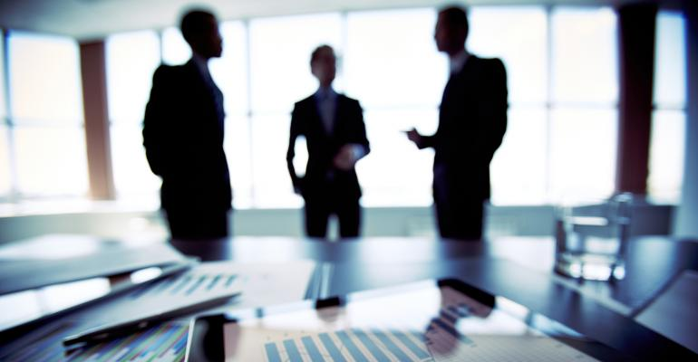 business portfolio meeting