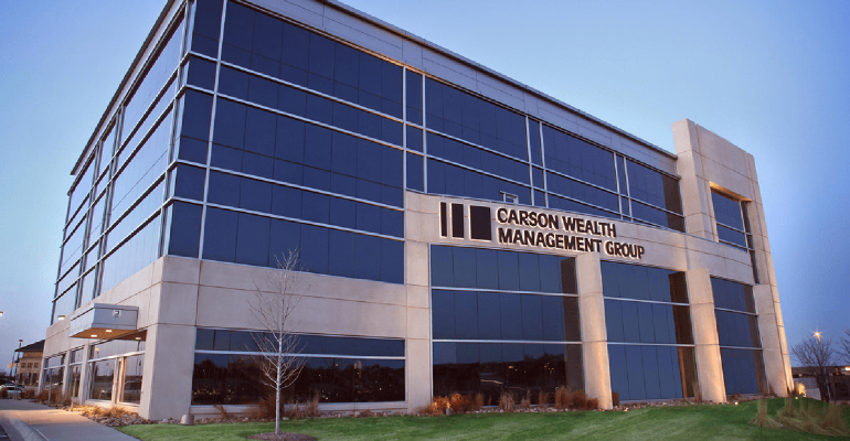 Carson Group building