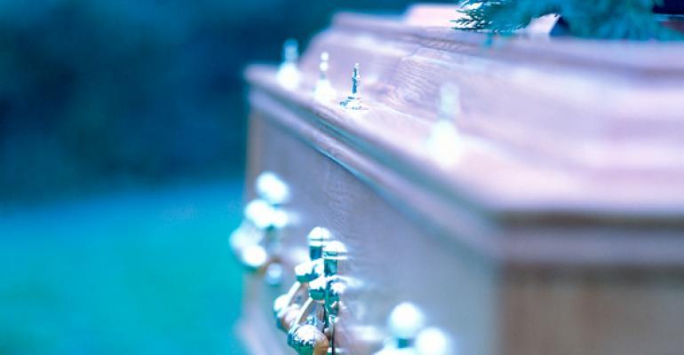 casket funeral