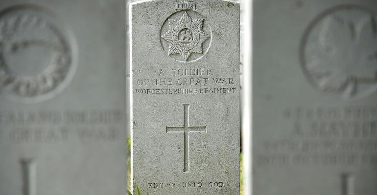 cemetery battlefield
