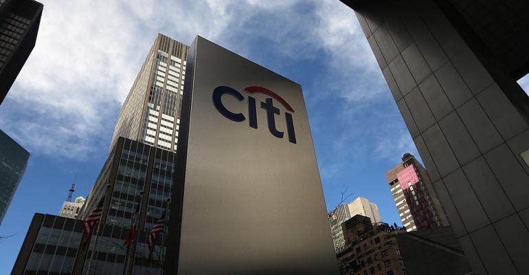 Citibank headquarters, New York City, 2012