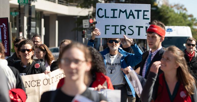 climate first