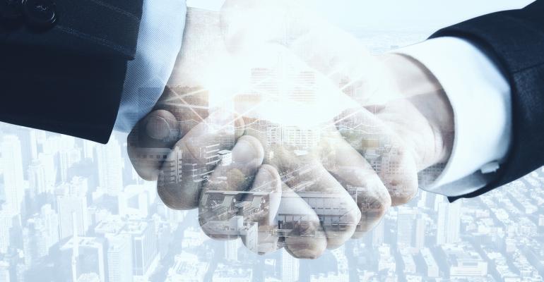 handshake city