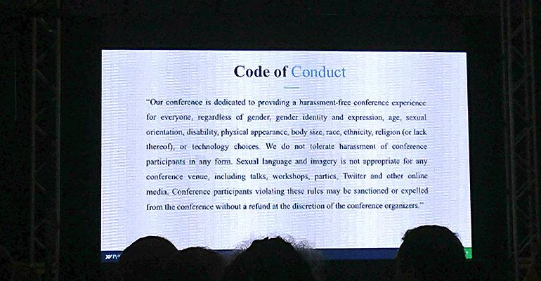 XYPN code of conduct