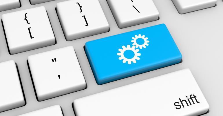 computer keyboard gears