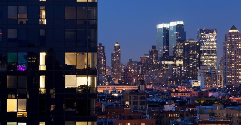new york city luxury apartments