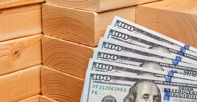 lumber money
