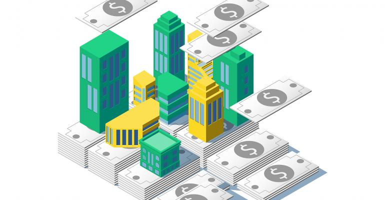 commercial real estate money