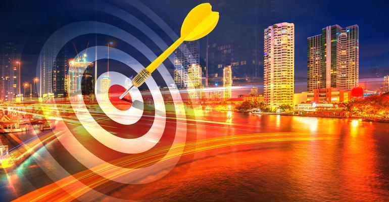 dart target city