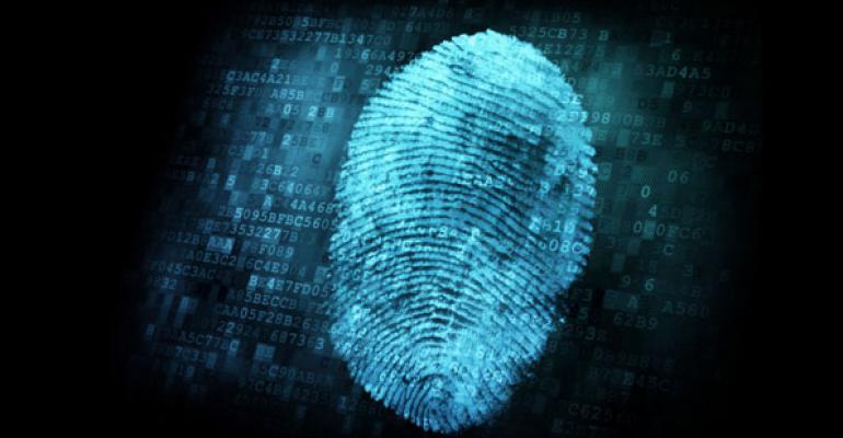 fingerprint cybersecurity