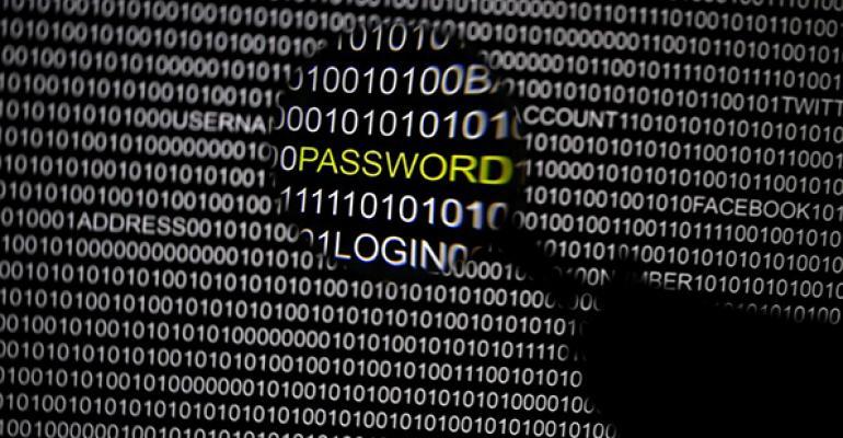 cybersecurity password