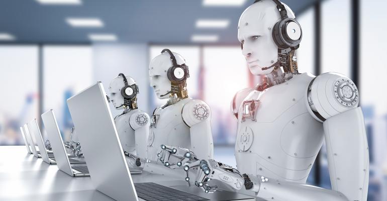 cyborg robots