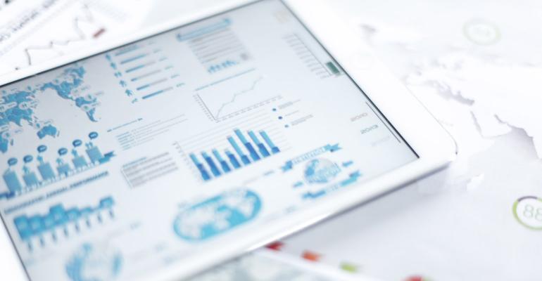 digital financial report